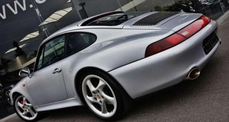 Porsche 911 4S - MANUAL - FULL HISTORY - NEW Gris occasion à IZEGEM - photo n°5