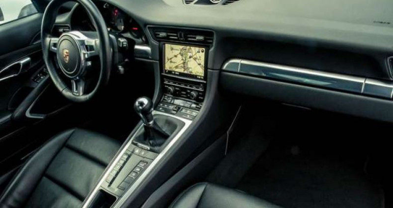 Porsche 911 4S - MANUAL GEARBOX - SPORT EXHAUST Blanc occasion à IZEGEM - photo n°7