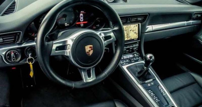 Porsche 911 4S - MANUAL GEARBOX - SPORT EXHAUST Blanc occasion à IZEGEM - photo n°6