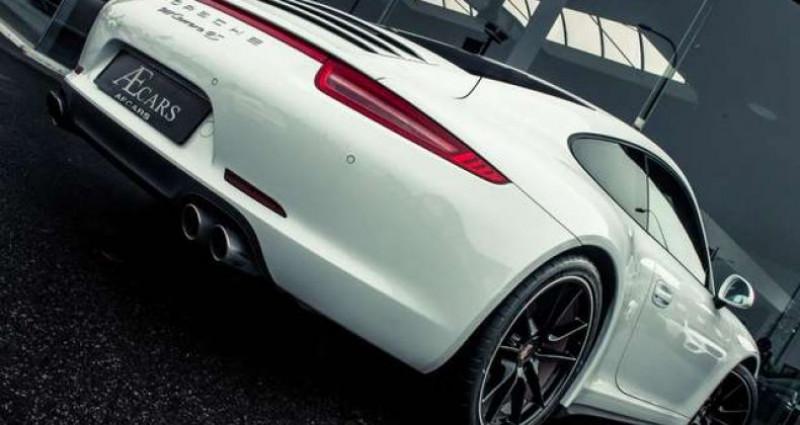 Porsche 911 4S - MANUAL GEARBOX - SPORT EXHAUST Blanc occasion à IZEGEM - photo n°4