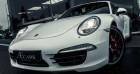 Porsche 911 4S - MANUAL GEARBOX - SPORT EXHAUST Blanc à IZEGEM 88
