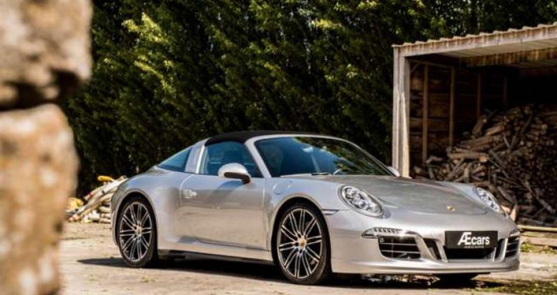 Porsche 911 4S - SPORT-PACK - PDK - ONLY 32.000 KM Gris occasion à IZEGEM - photo n°2