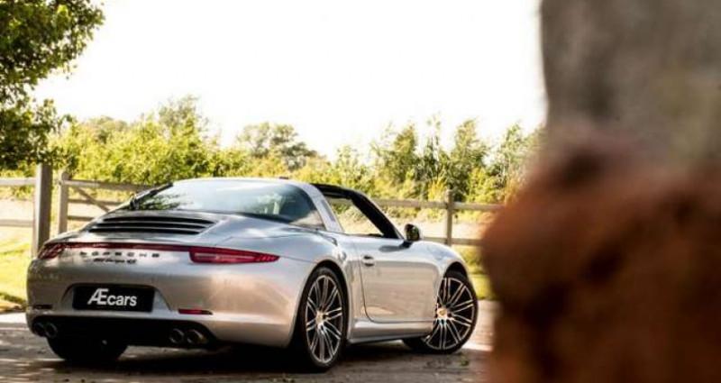 Porsche 911 4S - SPORT-PACK - PDK - ONLY 32.000 KM Gris occasion à IZEGEM