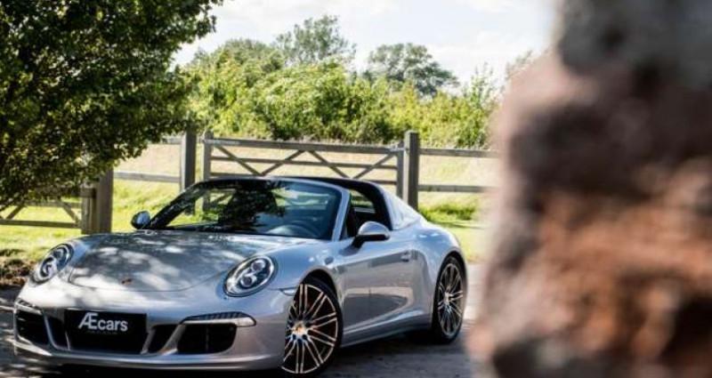 Porsche 911 4S - SPORT-PACK - PDK - ONLY 32.000 KM Gris occasion à IZEGEM - photo n°4