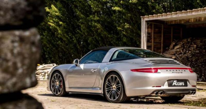 Porsche 911 4S - SPORT-PACK - PDK - ONLY 32.000 KM Gris occasion à IZEGEM - photo n°3