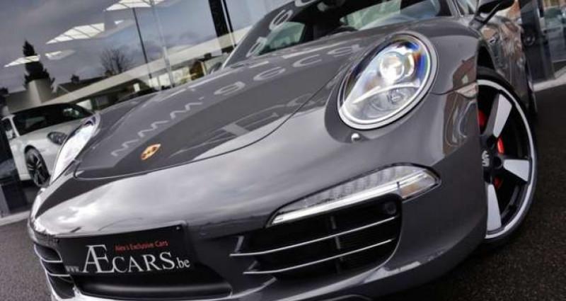 Porsche 911 50 JAHRE JUBILEUM - PDK - COLLECTORS ITEM Gris occasion à IZEGEM