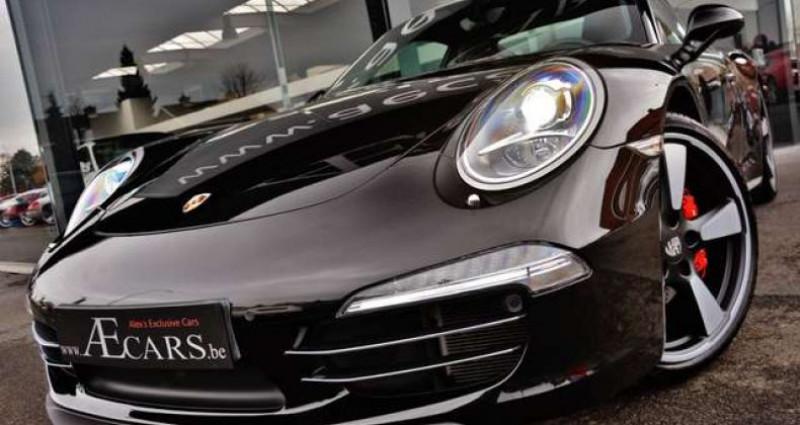 Porsche 911 50 JAHRE JUBILEUM - PDK - COLLECTORS ITEM Noir occasion à IZEGEM