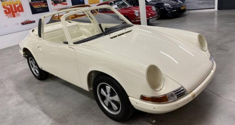 Porsche 911 911 2.2S Targa - 180cv Ivoire occasion à Holtzheim - photo n°2