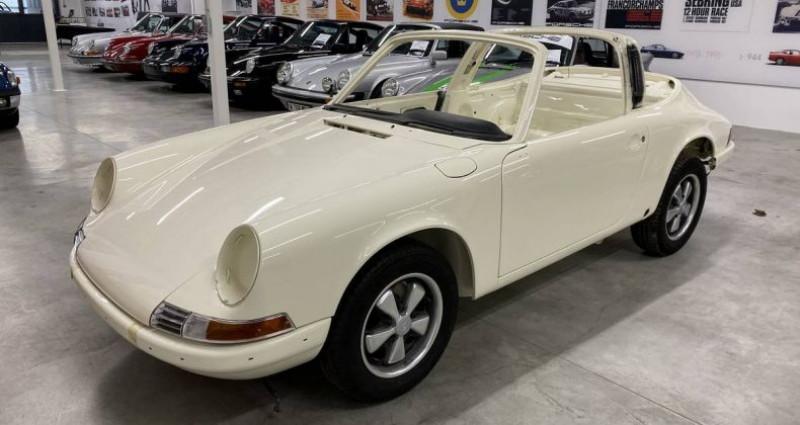 Porsche 911 911 2.2S Targa - 180cv Ivoire occasion à Holtzheim