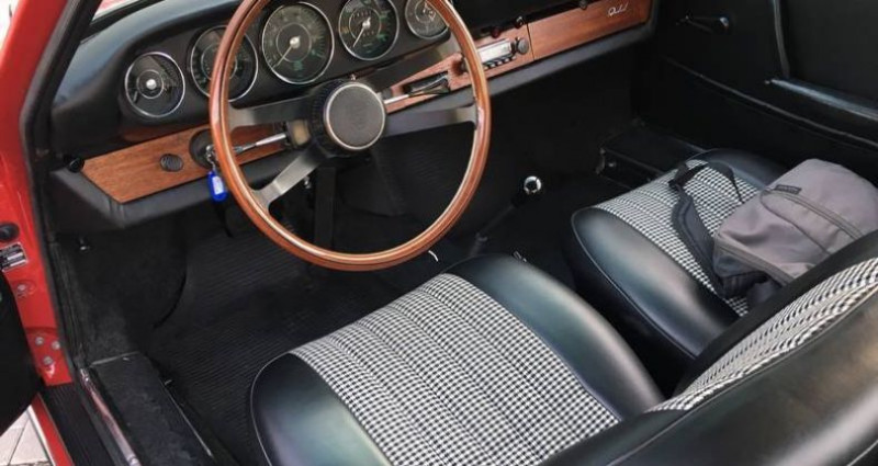 Porsche 911 911 20 - 1965 - 130cv Rouge occasion à Holtzheim - photo n°5