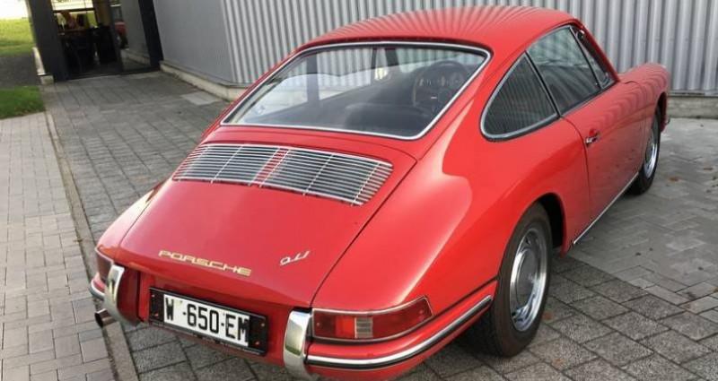 Porsche 911 911 20 - 1965 - 130cv Rouge occasion à Holtzheim - photo n°3