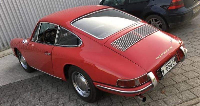 Porsche 911 911 20 - 1965 - 130cv Rouge occasion à Holtzheim - photo n°4