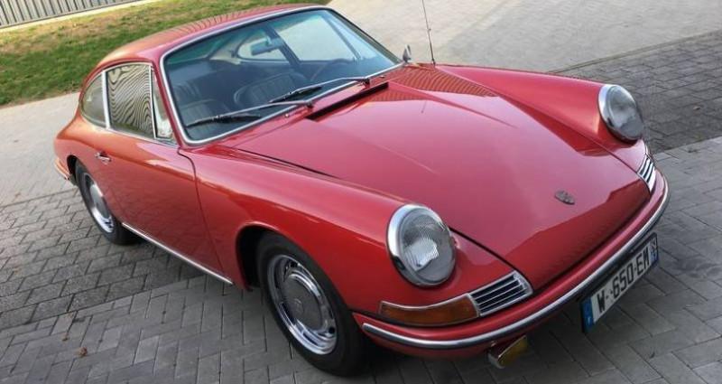 Porsche 911 911 20 - 1965 - 130cv Rouge occasion à Holtzheim