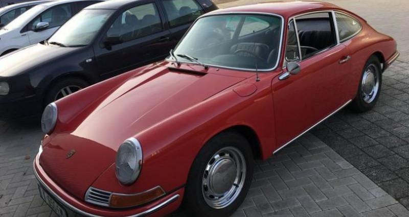 Porsche 911 911 20 - 1965 - 130cv Rouge occasion à Holtzheim - photo n°2