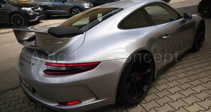 Porsche 911 911 GT3 Clubsport, Baquets int?graux, Lift System, Cam?ra, B Argent occasion à Ersange - photo n°3