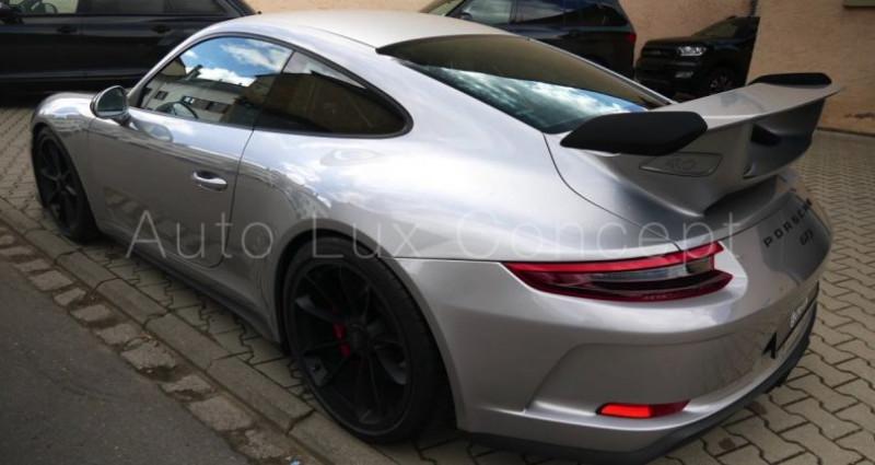 Porsche 911 911 GT3 Clubsport, Baquets int?graux, Lift System, Cam?ra, B Argent occasion à Ersange - photo n°4