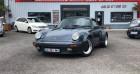 Porsche 911 930 Turbo Bleu à Vire 14
