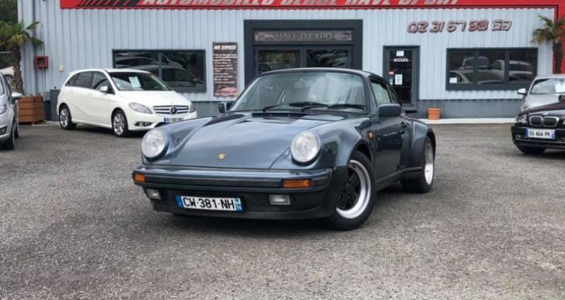 Porsche 911 930 Turbo Bleu occasion à Vire