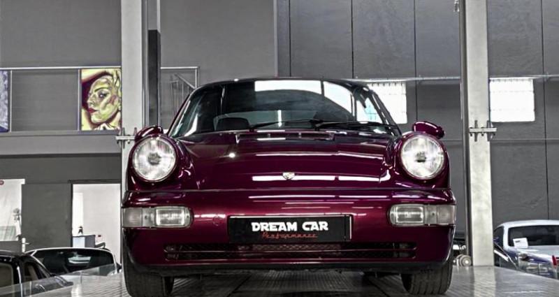 Porsche 911 964 Carrera 2 3.6 250 ch  occasion à SAINT LAURENT DU VAR - photo n°4