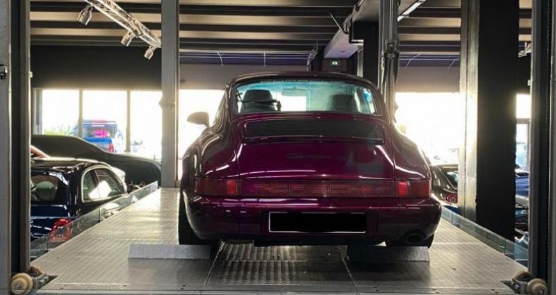 Porsche 911 964 Carrera 2 3.6 250 ch  occasion à SAINT LAURENT DU VAR - photo n°3