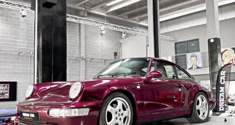 Porsche 911 964 Carrera 2 3.6 250 ch  occasion à SAINT LAURENT DU VAR