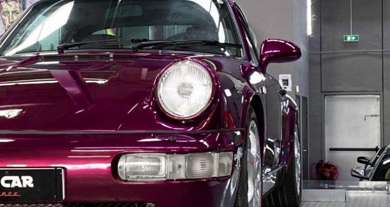 Porsche 911 964 Carrera 2 3.6 250 ch  occasion à SAINT LAURENT DU VAR - photo n°5