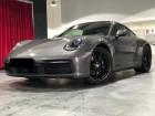 Porsche 911 992 3.0 Carrera 4 PDK Gris à BEAUPUY 31