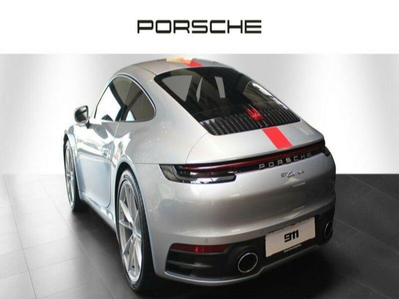Porsche 911 992 3.0 Carrera PDK Gris occasion à BEAUPUY - photo n°3