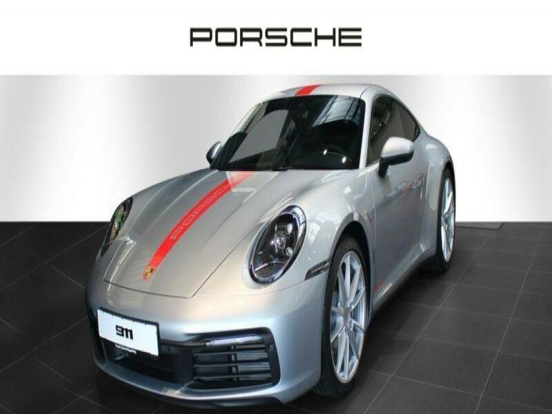 Porsche 911 992 3.0 Carrera PDK Gris occasion à BEAUPUY