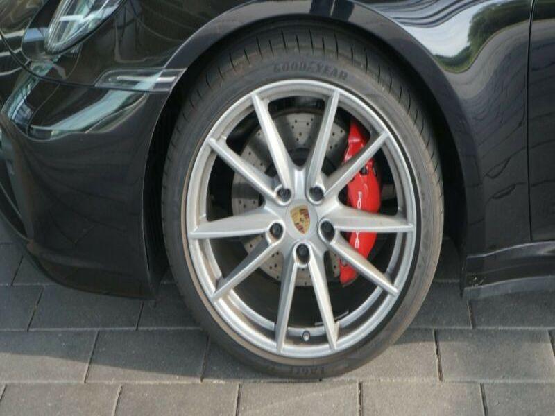 Porsche 911 992 3.0 Carrera S PDK Noir occasion à BEAUPUY - photo n°6