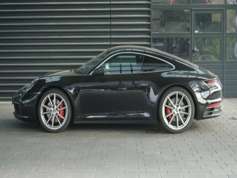 Porsche 911 992 3.0 Carrera S PDK Noir occasion à BEAUPUY - photo n°5