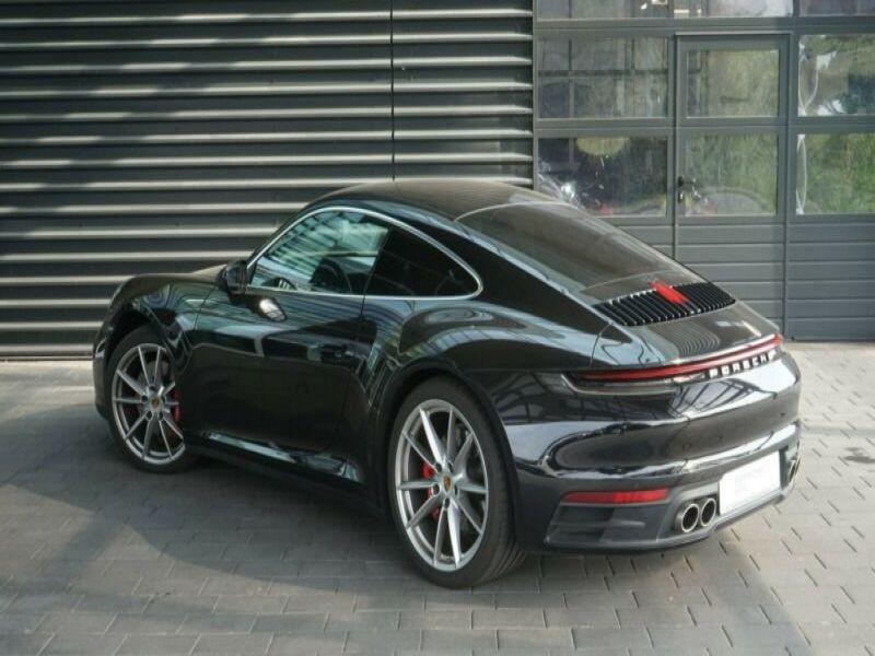 Porsche 911 992 3.0 Carrera S PDK Noir occasion à BEAUPUY - photo n°3