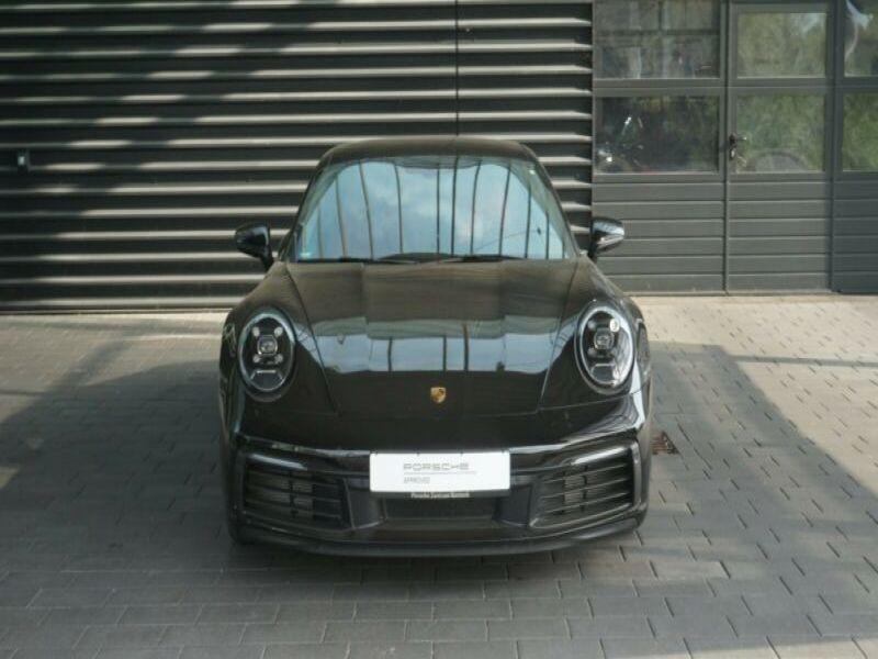 Porsche 911 992 3.0 Carrera S PDK Noir occasion à BEAUPUY - photo n°7