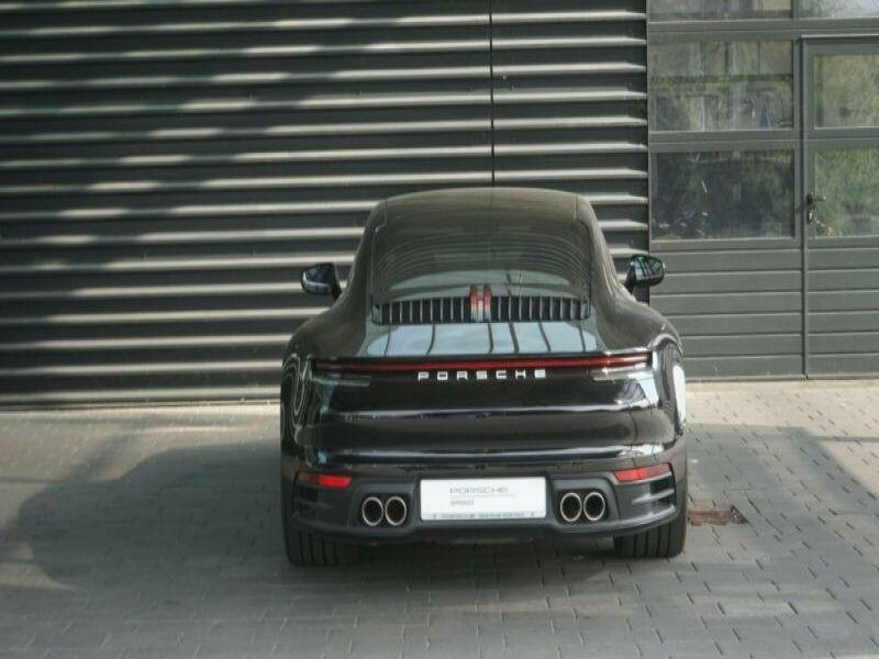 Porsche 911 992 3.0 Carrera S PDK Noir occasion à BEAUPUY - photo n°8
