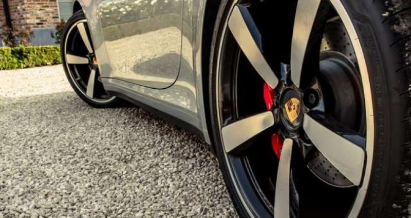 Porsche 911 992 CARRERA S CABRIO - LED MATRIX - BOSE Gris occasion à IZEGEM - photo n°7