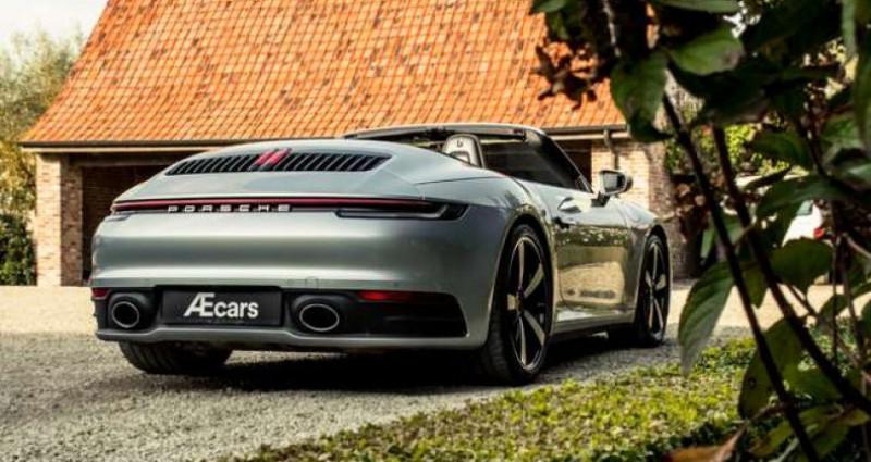 Porsche 911 992 CARRERA S CABRIO - LED MATRIX - BOSE Gris occasion à IZEGEM - photo n°4