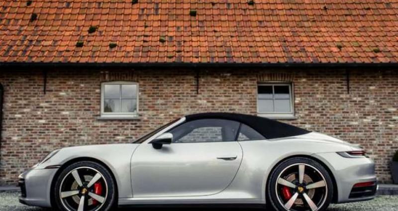 Porsche 911 992 CARRERA S CABRIO - LED MATRIX - BOSE Gris occasion à IZEGEM - photo n°5