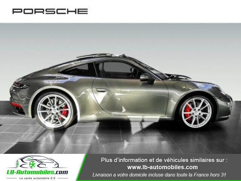 Porsche 911 992 Carrera S Coupé 3.0i 450 PDK Vert occasion à Beaupuy - photo n°13