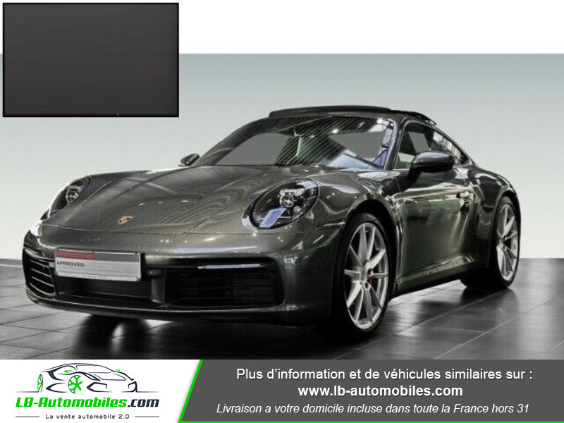 Porsche 911 992 Carrera S Coupé 3.0i 450 PDK Vert occasion à Beaupuy