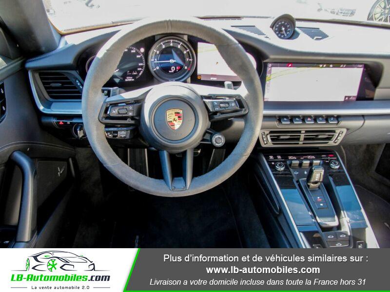 Porsche 911 992 Carrera S Coupé 3.0i 450 PDK Vert occasion à Beaupuy - photo n°6