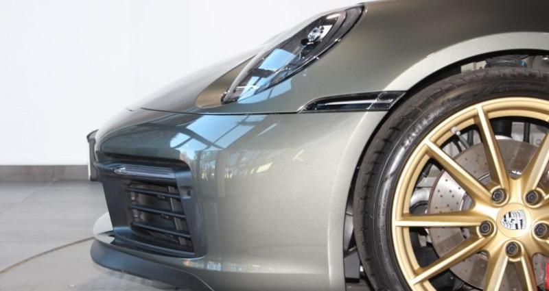 Porsche 911 992 Carrera S Vert occasion à Le Port Marly - photo n°6