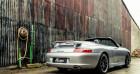 Porsche 911 996 CABRIOLET - MANUAL - AERO KIT - HARDTOP Gris à IZEGEM 88
