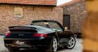 Porsche 911 996 TURBO CABRIO - MANUAL - AIRCO - BOSE Noir à IZEGEM 88
