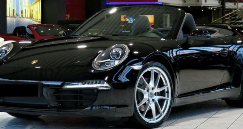 Porsche 911 CABRIOLET 3.4 350 CARRERA PDK Noir occasion à Saint Patrice