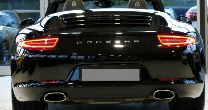 Porsche 911 CABRIOLET 3.4 350 CARRERA PDK Noir occasion à Saint Patrice - photo n°5