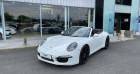 Porsche 911 Cabriolet 3.8 Carrera S 400cv Blanc à Ballainvilliers 91