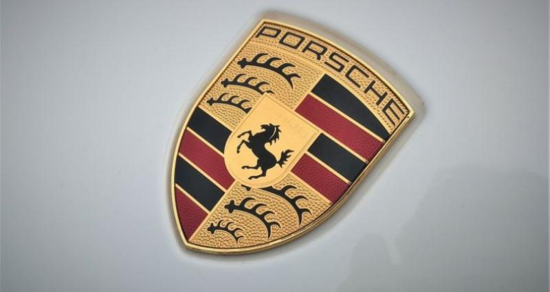 Porsche 911 Cabriolet Carrera 4S 400ch Blanc occasion à SOUFFELWEYERSHEIM - photo n°4