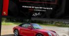 Porsche 911 cabriolet carrera 4s etat collection Rouge à LA BAULE 44