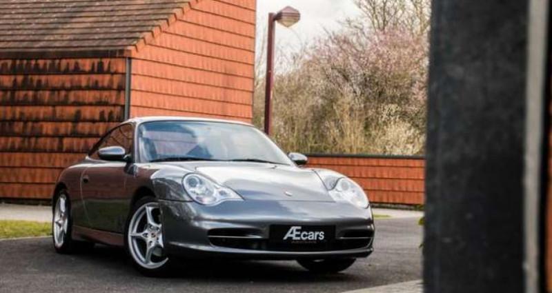 Porsche 911 CARRERA 2 - MANUAL - PDC - NAVI - AIRCO Gris occasion à IZEGEM - photo n°4