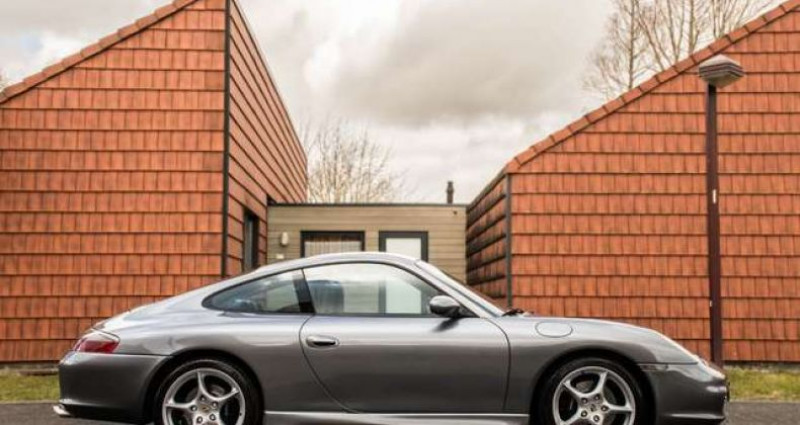 Porsche 911 CARRERA 2 - MANUAL - PDC - NAVI - AIRCO Gris occasion à IZEGEM - photo n°3